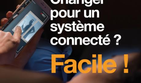 Pose et installation d'un système d'alarme intérieur et extérieur pour maison à Montbéliard