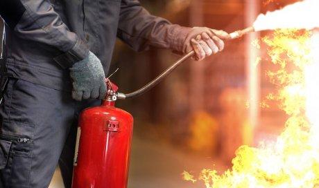 Système d'extinction incendie Montbéliard